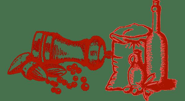 ingredienti coppola rossa